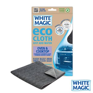 【WHITE MAGIC】澳洲進口爐具流理台專用廚房抹布(2入)