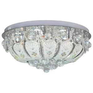 薇菈LED水晶吸頂燈 36W E27燈頭x6