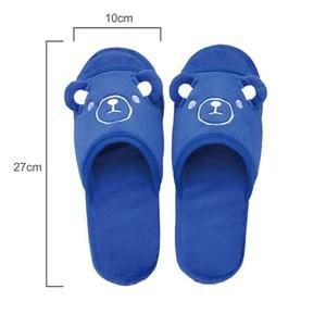 英國熊 英倫風拖鞋 064Y-022B