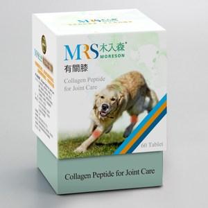 【木入森】犬寶有關膝 60顆/盒