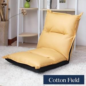 棉花田【雅緻】多段式折疊和室椅-褐褐