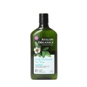 AVALON ORGANICS茶樹頭皮調理精油洗髮精 325ml/11oz