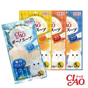 【CIAO】豪華湯 17g x 5入*12包組(D002A41-1)