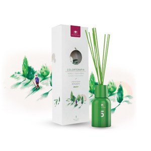 Cristalinas色彩療法 複方香氛 (125ML)- 森林綠