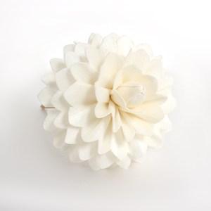 lovel sola紙花香氛擴香花朵(槴子花)