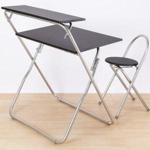 伯尼特折合桌椅組(桌x1+椅x1) [採E1等級板材 收合簡便]