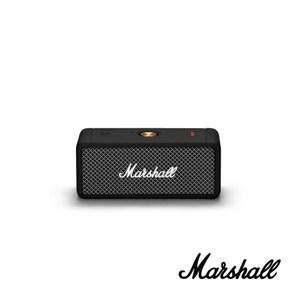 【Marshall】Emberton 攜帶式藍牙喇叭/公司貨(經典黑)