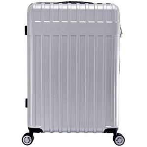 羅森可擴充行李箱28吋 銀