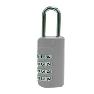 可變號行李箱鎖 4碼 CP-234 銀