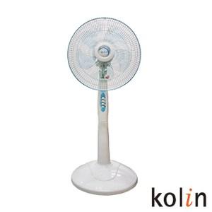 Kolin歌林 14吋節能電風扇-藍 KF-SH14A01