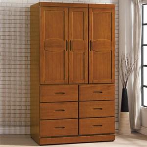 【YFS】雷卡樟木4x7尺衣櫥-118x58.5x209.6cm