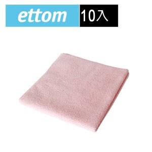 10入-樂扣樂扣WELCRON清潔系列/超細纖維/高效除塵抹布 WEL009P