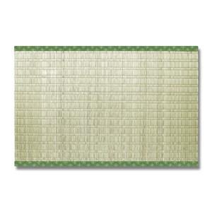 日式榻榻米菱格綠60x90x3cm 3片/組