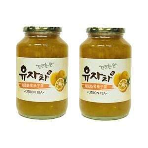 (組)韓國蜂蜜柚子茶 2入組
