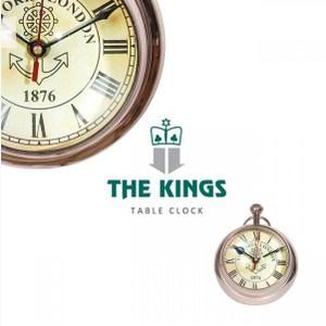THE KINGS Victoria London維多利亞車站復古工業球鐘