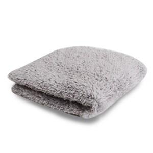 Lovel 7倍強效吸水抗菌超細纖維方巾(礦岩灰)