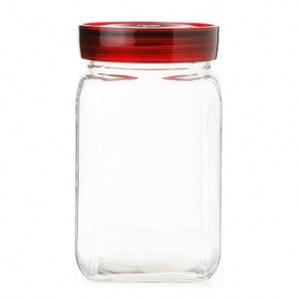 樂扣單向排氣玻璃密封罐1.5L