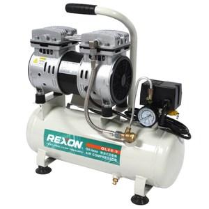 REXON 力山電動工具 2.0HP 9L 無油式空壓機 [低燥音72dB] OL20-9