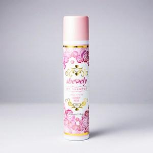 韓國 shevely乾洗髮清爽噴霧-LOVELY ROSE-玫瑰麝香(200ml)