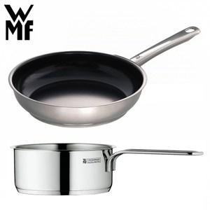 【德國WMF】Devil陶瓷平煎鍋24cm+單手鍋14cm