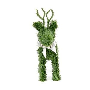 麋鹿擺飾 綠色 17cm