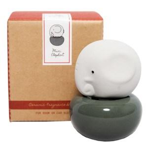 ThaiScent泰香 藍色大象mini擴香瓶(不含擴香精)