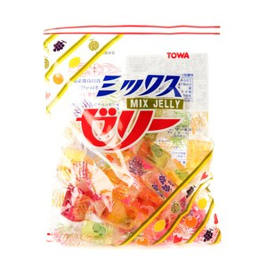 日本 東和 水果軟糖 270g TOWA