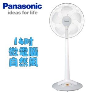 【Panasonic 國際牌 】14吋電風扇 F-L14AMR