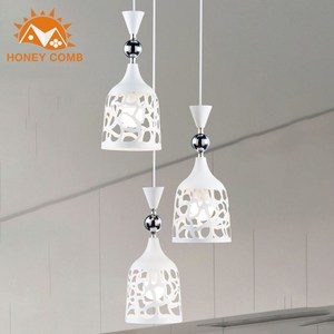【Honey Comb】時尚多層次吊燈三燈(LB-31342)