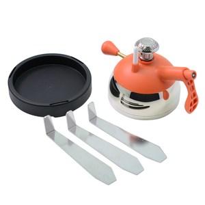 O-Grill 填充式迷你瓦斯爐 AT-303橘色