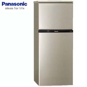 Panasonic 國際 雙門電冰箱  NR-B139T-R 130L