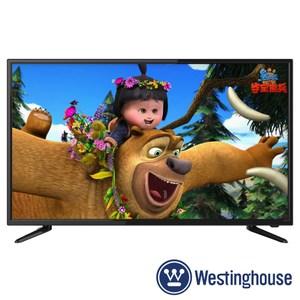【美國西屋】43吋 液晶電視附視訊盒 KE-43V02