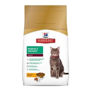 【Hill's希爾思】完美體重成貓-3磅(1.3kg)
