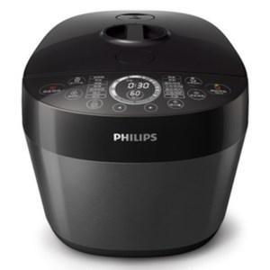 【PHILIPS 飛利浦】 雙重溫控智慧萬用鍋(HD2141)