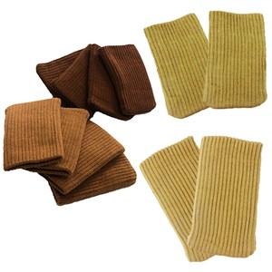 簡約針織桌腳套-混款(4入)