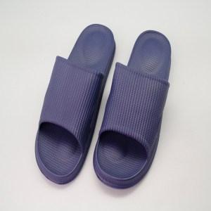 81021悠活緩壓室外拖鞋-深藍