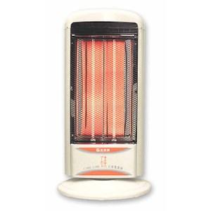 良將直立式石英管電暖器 LJ-369T
