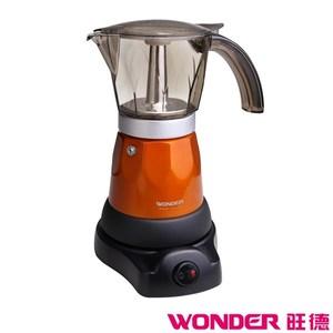 WONDER旺德 義式濃縮咖啡電熱式摩卡壺 (WH-L06M)