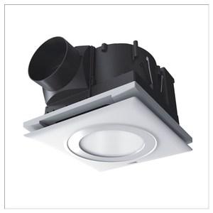 建準超節能DC直流LED帶燈換氣扇BVT21A010-白光