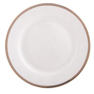卡洛琳骨瓷6吋平盤