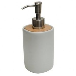 HOLA home 羅夫特陶瓷乳液罐 白色