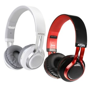 JAZZ-BT960 藍牙摺疊耳機麥克風 混色