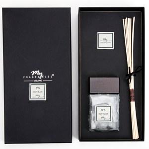 義大利 My Fragrances 立方馨香竹 N ° 5 深黑色 200ml