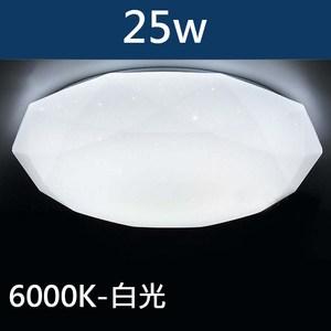 HONEY COMB 暢銷款 星空LED25W吸頂燈 兩色溫TAC325-6 白光