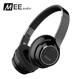 MEE audio Wave 無線藍牙頭戴式耳機黑色