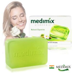 印度Medimix美肌香皂-保濕滋潤(125g)*12