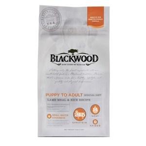 【BLACKWOOD】柏萊富功能性全齡護膚亮毛配方羊肉+糙米-15磅