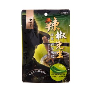 [特價]金博家辣椒先生-經典剝皮辣椒170g