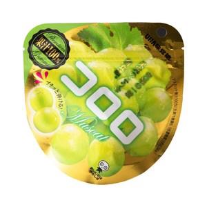 日本味覺糖可洛洛軟糖葡萄系列40g