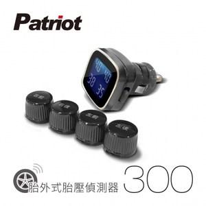 【愛國者】300 無線點菸器藍光顯示 胎外式胎壓偵測器